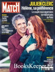 Paris Match №3745 2021