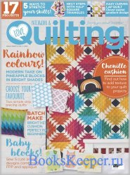 Love Patchwork & Quilting №95 2021