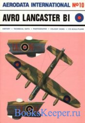 Aerodata International 10 - Avro Lancaster BI