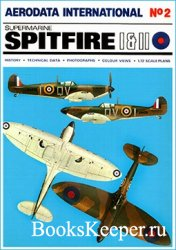 Aerodata International 2 - Supermarine Spitfire I & II