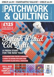 British Patchwork & Quilting №321 2021
