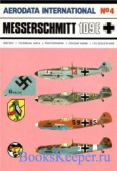 Aerodata International 4 - Messerschmitt 109E