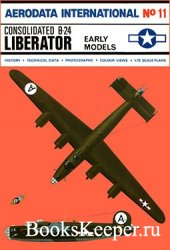 Aerodata International 11 - Consolidated B-24 Liberator Early Models