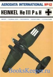 Aerodata International 12 - Heinkel He 111 P & H