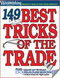 Popular Woodworking -149 Tricks Of The Trade 2019