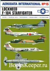 Aerodata International 15 - Lockheed F-104 Starfighter
