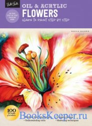 How to Draw & Paint - Oil & Acrylic: Flowers: Learn to paint step by step