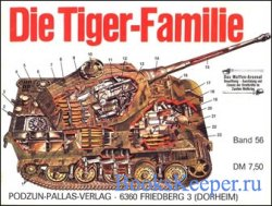 Waffen-Arsenal Band 56 - Die Tiger-Familie