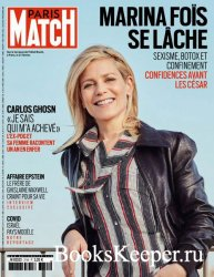 Paris Match №3748 2021