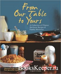 From Our Table to Yours: A Collection of Filipino Heirloom Recipes & Family Memories