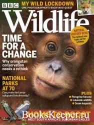 BBC Wildlife Vol.39 №4 2021