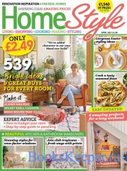HomeStyle UK - April 2021