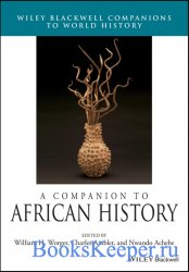 A companion to African history