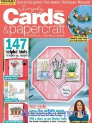 Simply Cards & Papercraft №214 2021