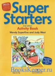 Super Starters. Activity Book. 2nd edition