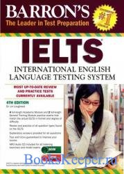 Barron IELTS 4th Edition