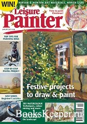 Leisure Painter №608 (January 2021)