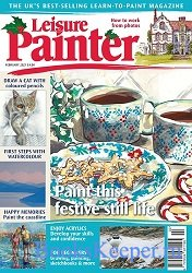 Leisure Painter №609 (February 2021)