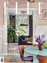 ELLE Decoration Sweden №3 2021