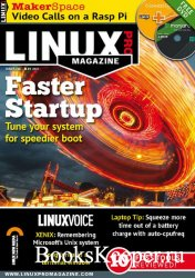 Linux Magazine USA №246 2021