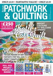 British Patchwork & Quilting - Spring 2021