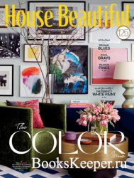 House Beautiful USA Vol.163 №2 2021