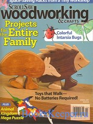 Scroll Saw Woodworking & Crafts - Spring 2021