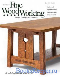 Fine Woodworking №289 (May-June 2021)