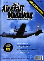 Scale Aircraft Modelling 1998-3