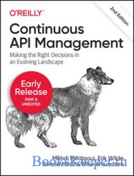 Continuous API Management, 2nd Edition (Early Release)
