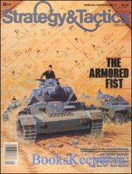Strategy And Tactics Special Edition 4 - The armored fist
