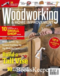 Canadian Woodworking & Home Improvement - June/July 2020
