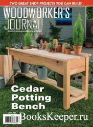 Woodworker's Journal №3 (June 2021)