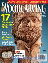 Woodcarving Illustrated №96 (Fall 2021)