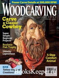 Woodcarving Illustrated №94 (Spring 2021)